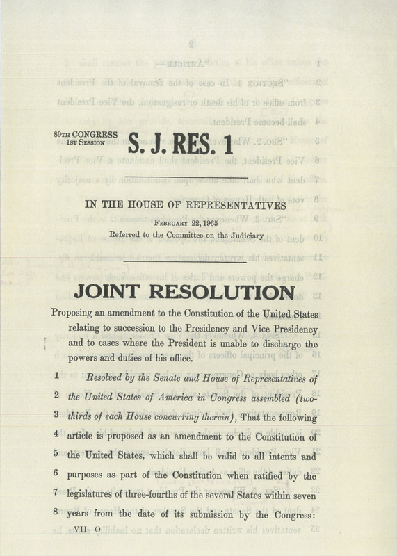 S. J. Res. 1 as reported, with House edits<br /><br />