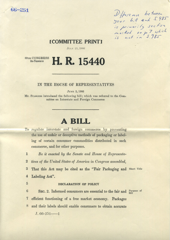 Committee Print of H.R. 15440<br /><br />