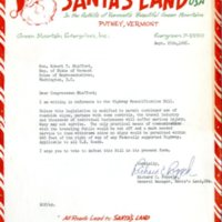 Letter from Richard C. Poppele to Robert T. Stafford