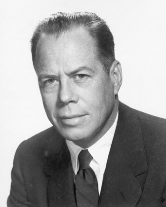 Photograph of Senator Thomas Kuchel<br /><br />