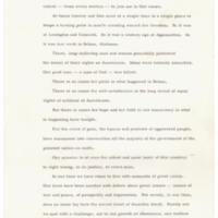 President Lyndon B. Johnson's Message to Congress on Voting Rights
